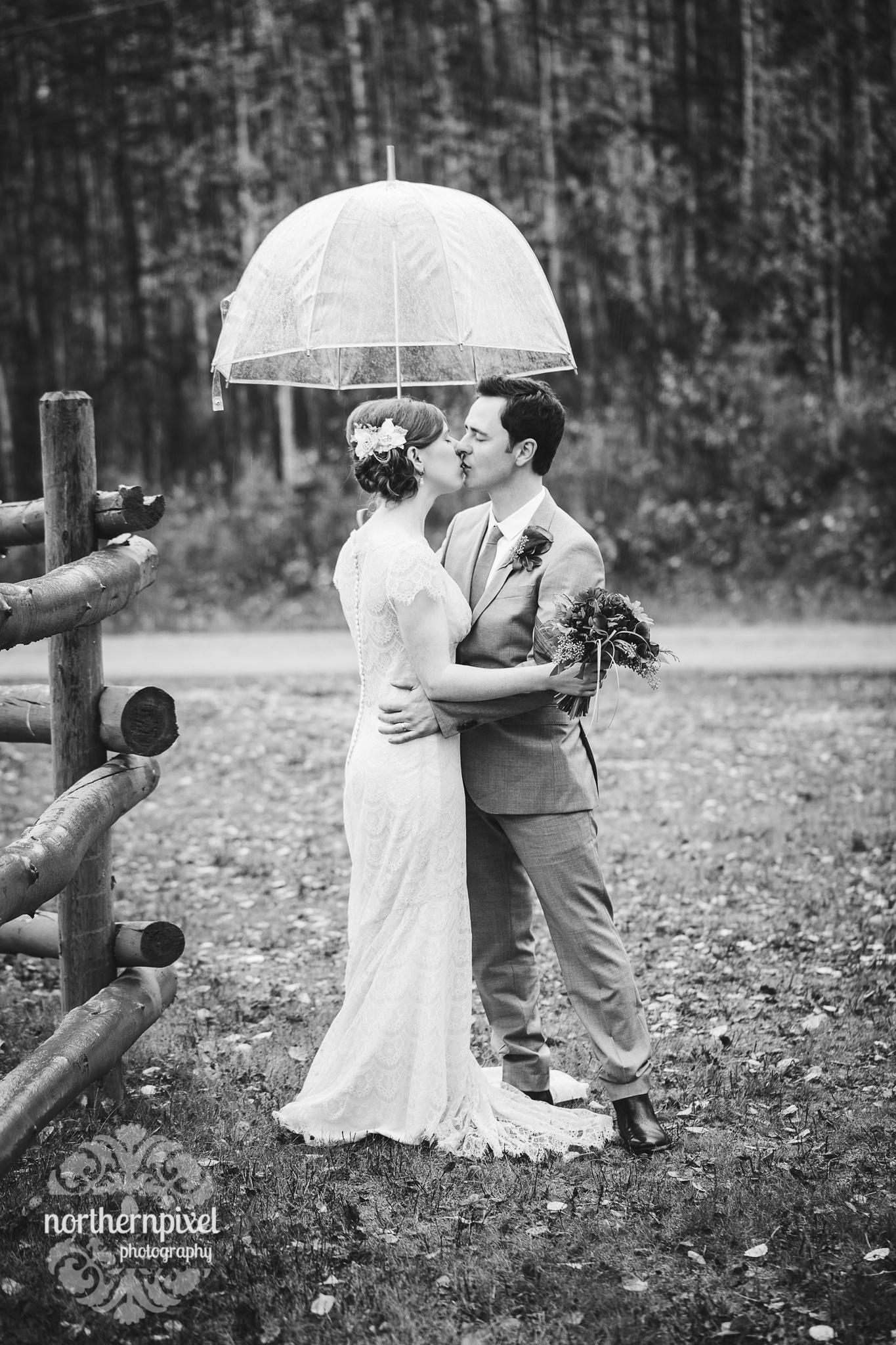 Rebecca & Eric - Smithers British Columbia Wedding Photographer