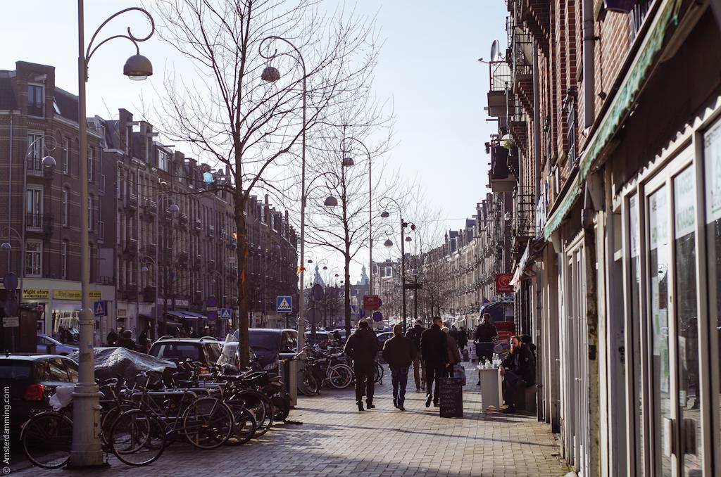 Amsterdam, Javastraat