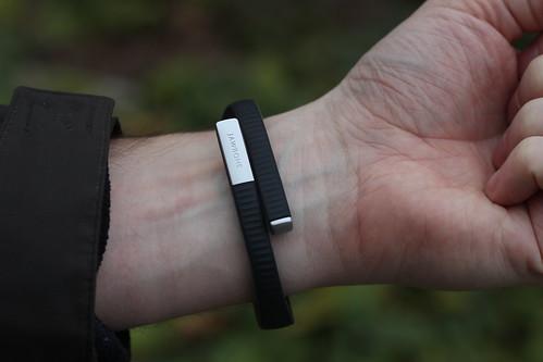 bracelet UP24 de Jawbone