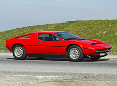 race car, automobile, maserati merak, vehicle, performance car, ferrari 308 gtb/gts, maserati bora, land vehicle, luxury vehicle, coupã©, supercar, sports car,