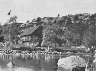 Hytta i Skjelvik i Mathopen