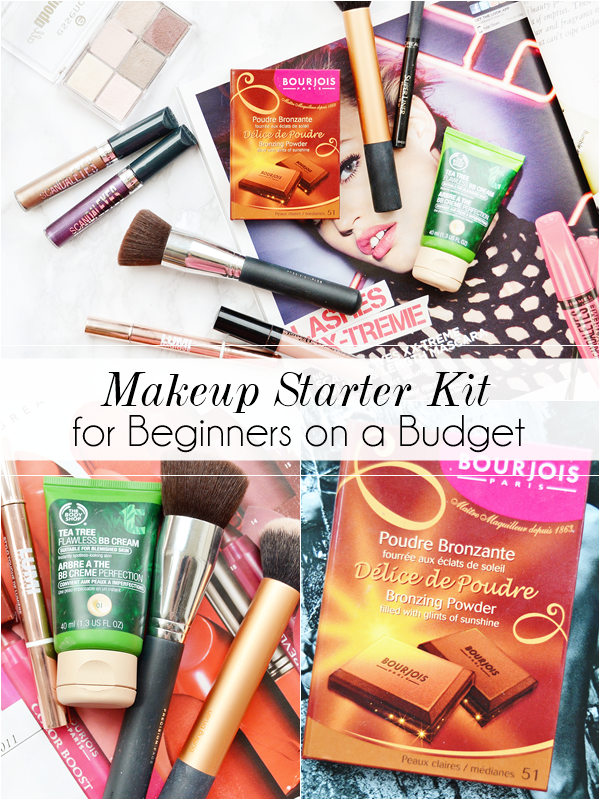 Makeup Starter Kit Beginners Budget
