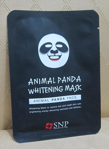 SASA SNP 動物面膜系列 11,莎莎SASA,韓國,SNP,動物面膜系列,mask,老虎抗皺緊緻面膜 ,海獺保濕水漾面膜,熊貓美白亮肌面膜,神龍敏感舒緩面膜, 美容保養,