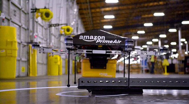 Amazon Prime Air UAV