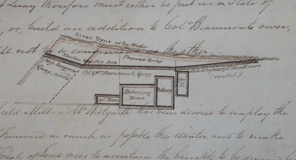 Blaydon Refinery 1808