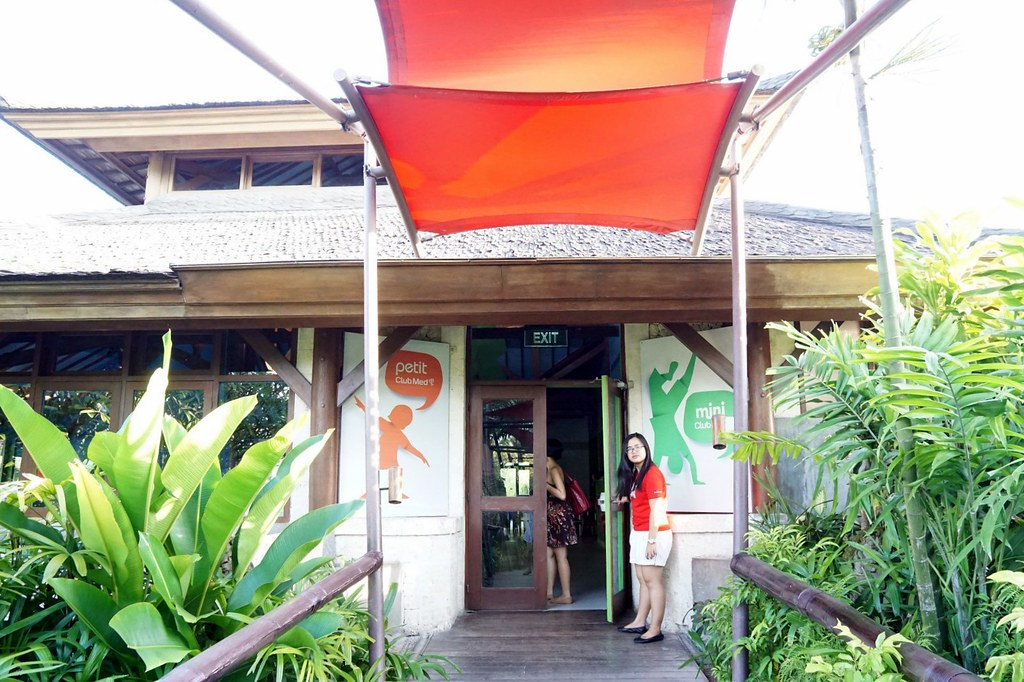 Club Med Bali - family space - petit club, junior club
