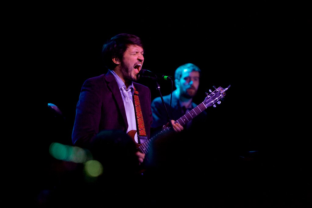 Cursive at The Waiting Room | March 21, 2015