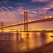 Ponte 25 de Abril, Lisbon by antonioVi (Antonio Vidigal)