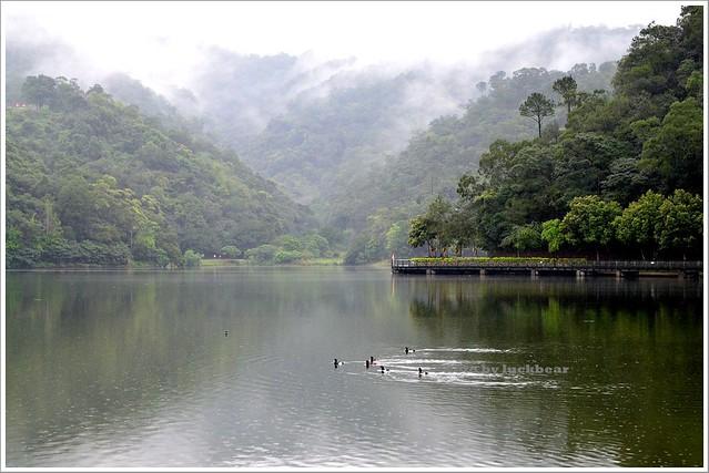 礁溪龍潭湖雨天漫步金礁溪礦泉水觀光工廠009-DSC_7745