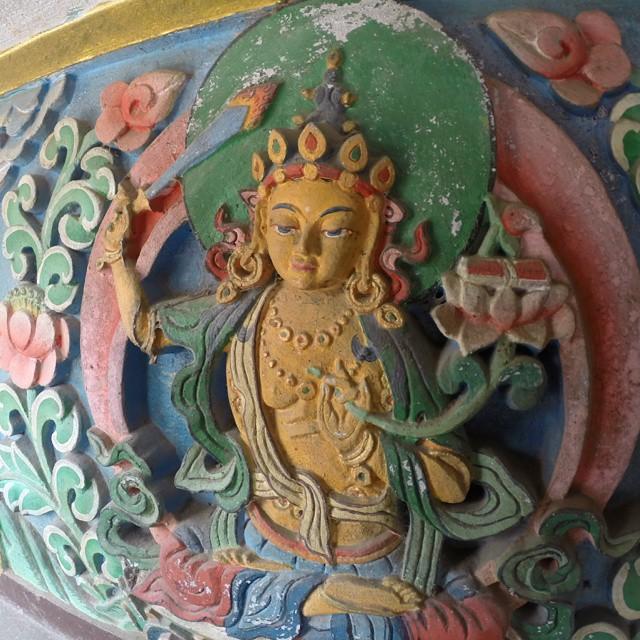 #Mañjuśrī - #Buddha of #Wisdom
