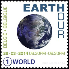 06 EARTH HOUR timbre