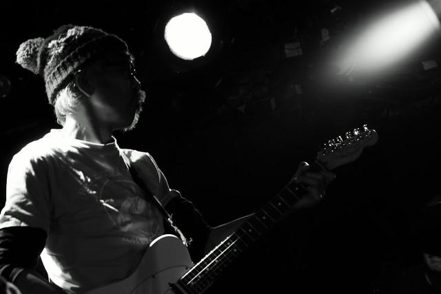 ファズの魔法使い live at Outbreak, Tokyo, 29 Mar 2015. 283