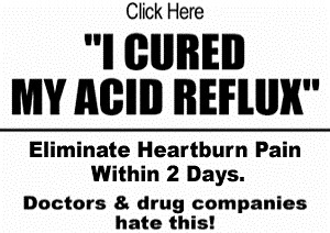 heartburn Cure