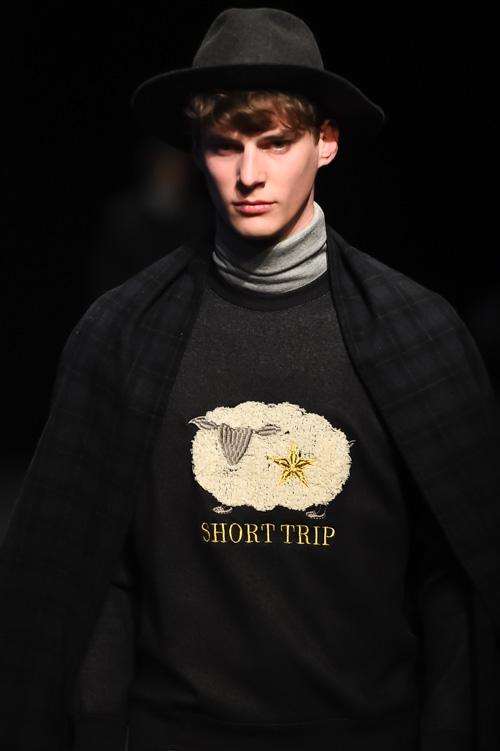 FW15 Tokyo FACTOTUM018_Tim Meiresone(Fashion Press)