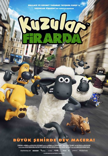 Kuzular Firarda - Shaun The Sheep The Movie