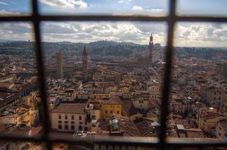 Florence Through Bars
