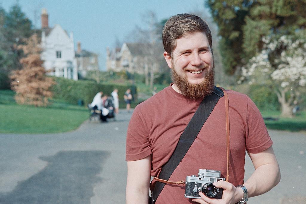 Leica M-A & 50/2.5 Summarit-M