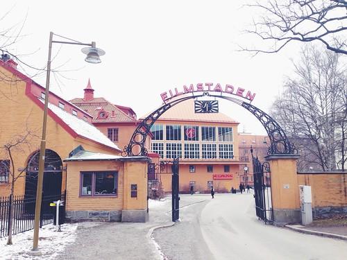 waffle buffet, portvaktsstugan filmstaden råsunda, march 22, 2015