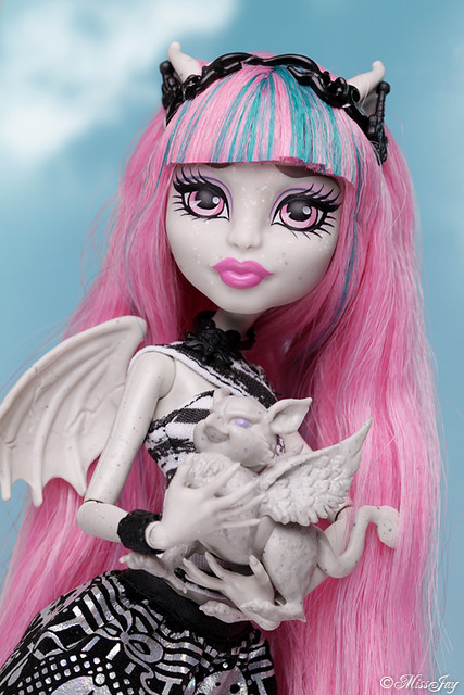 Monster High Reference Photo