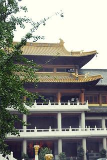 Jing'an Tempel, Shanghai | Roland Krinner
