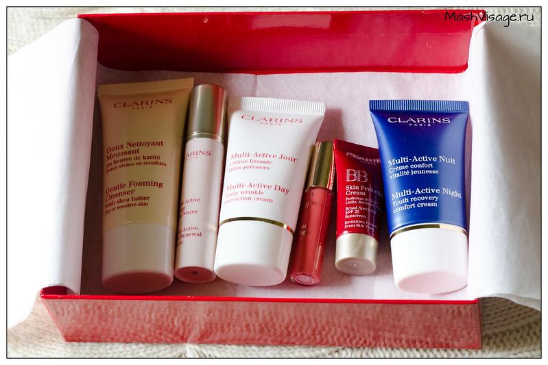_DSC8561Clarins Box 30+ Glambox Allurebox