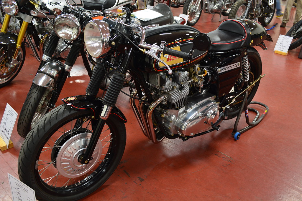 Clubman's All British Motorcycle Show