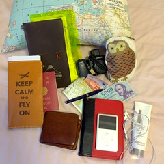 What's in my Carry-on