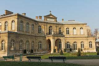 Jardin de la Fondation Eugène-Napoléon - Paris (France)