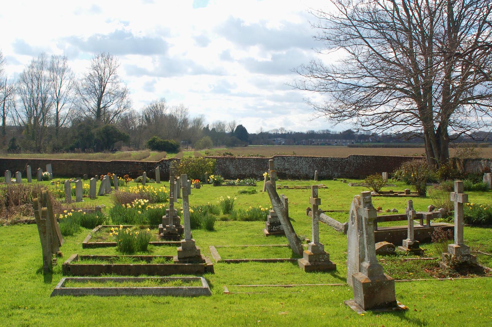 wickhambreaux churchyard