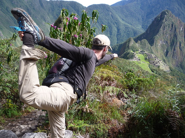 Hiking the Machu Picchu Mountain