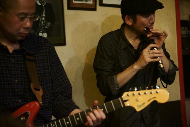 Apollo blues session, Tokyo, 16 Apr 2015. 196
