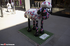 RULE BRITANNIA No.02 - Shaun The Sheep - Shaun in the City - London - 150423 - Steven Gray - IMG_0100