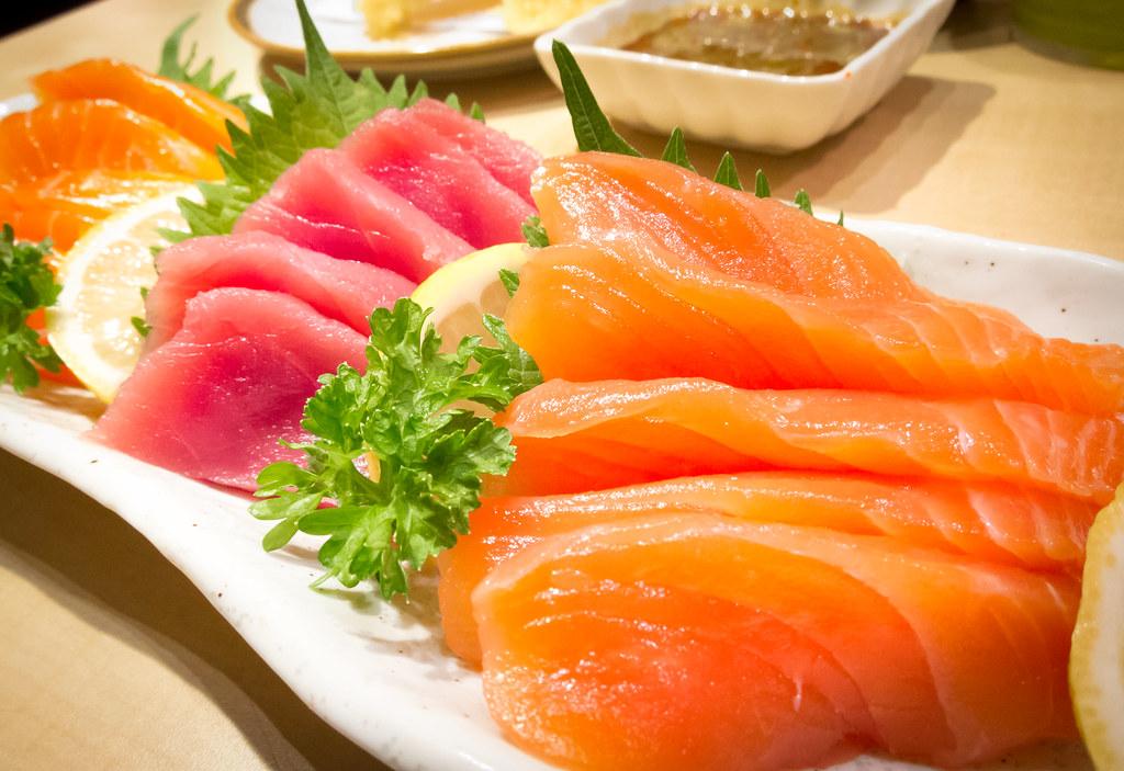 Sashimi extravaganza! 💕
