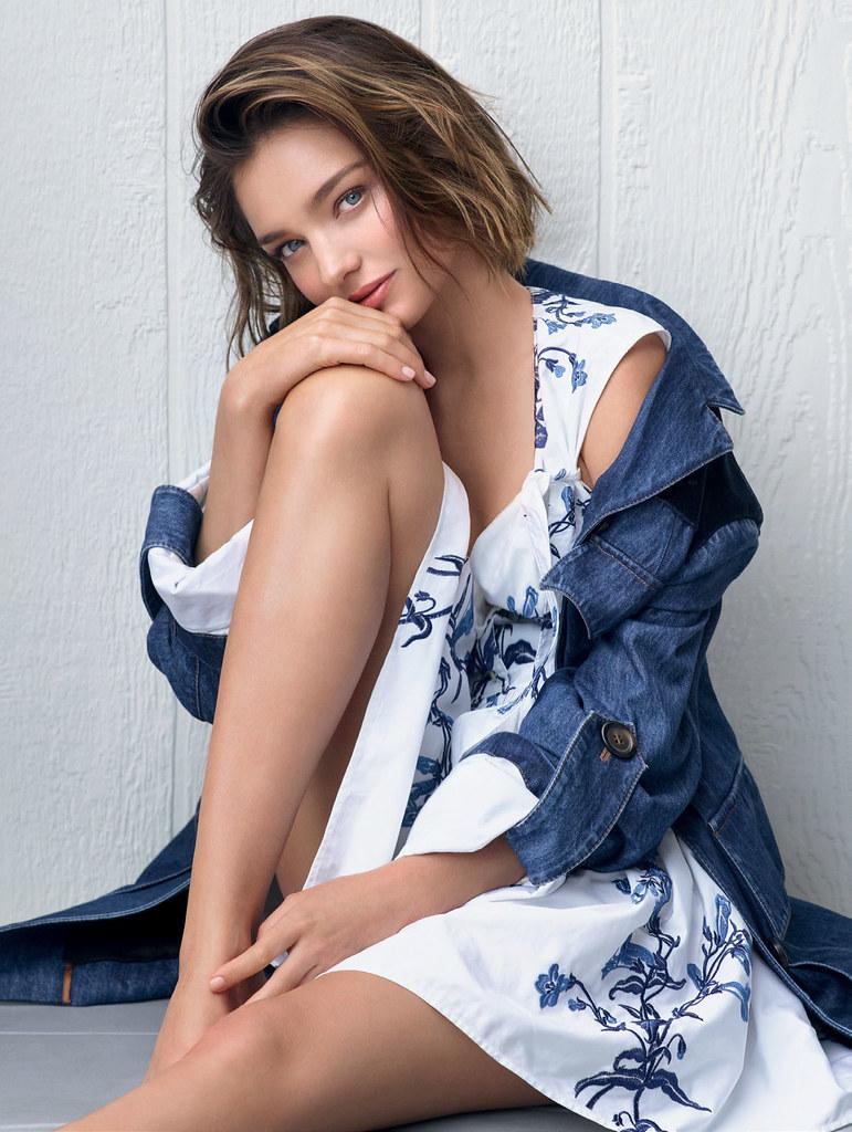 Миранда Керр — Фотосессия для «Elle» BR 2016 – 4