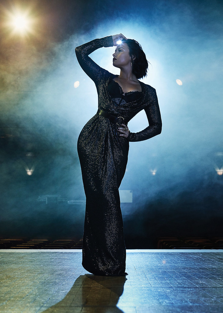 Деми Ловато — Фотосессия для «Billboard» 2016 – 3
