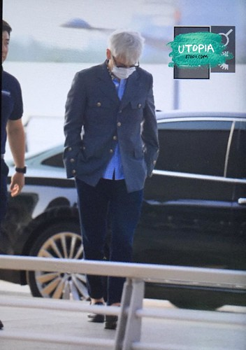 Big Bang - Incheon Airport - 07aug2015 - Utopia - 02