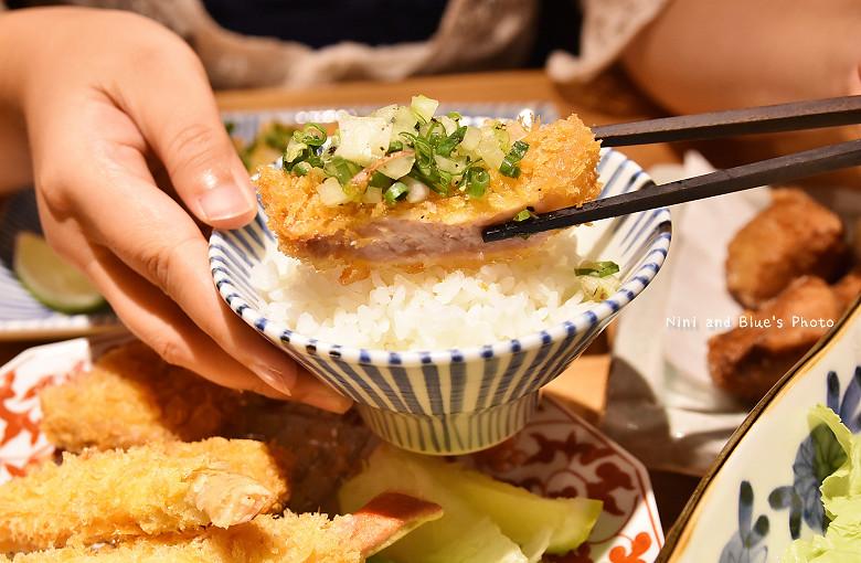 銀座杏子豬排台中美食餐廳景點廣三SOGO店28