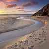 Footsteps in the sand  #beach #faith #alone #pray #poem