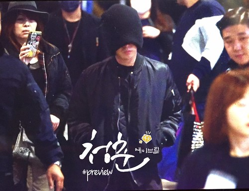 BIGBANG arrival Seoul 2015-10-26 avril_gdtop (2)