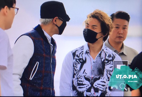 Big Bang - Incheon Airport - 25aug2015 - Utopia - 04