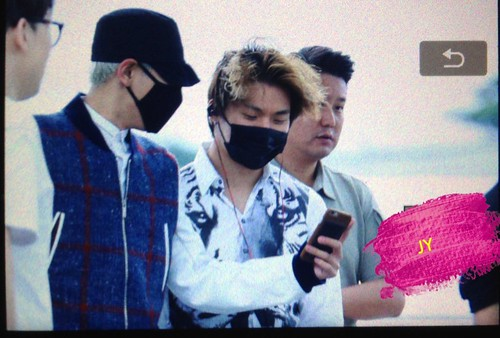 Big Bang - Incheon Airport - 25aug2015 - Joey_GD - 06