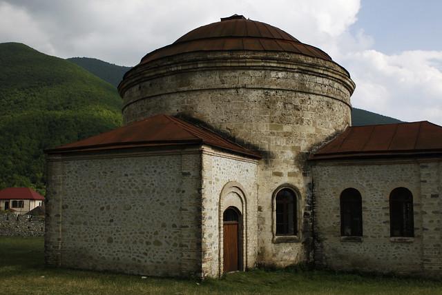Şəki – Aserbajdsjan