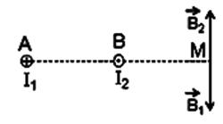 Bài tập cảm ứng từ tổng hợp bằng 0 hoặc bằng nhau vật lý phổ thông