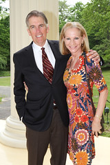 JHC Trustee Sam Croll and wife Ann