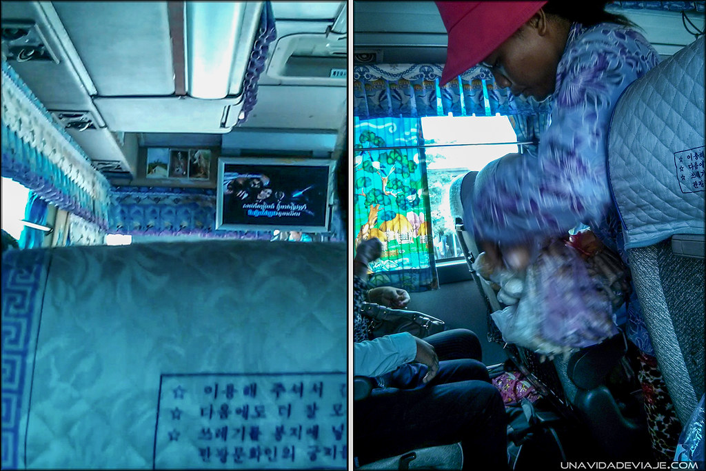 bus Battambang