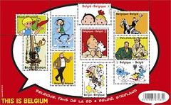 15 Belgique pays de la BD feuillet