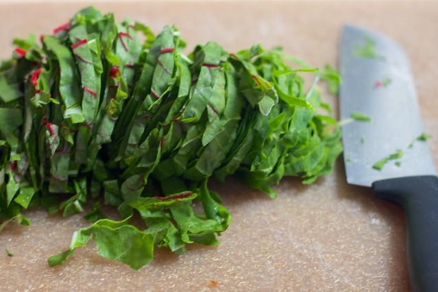 Swiss Chard Salad (4)