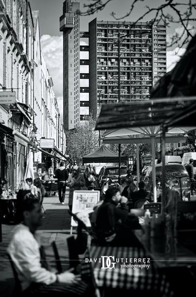 """Inspiring Localism"", Portobello Road Market, Notting Hill, London, UK  - David Gutierrez Photography, London Photographer"