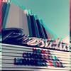 Presidio Theater on Chestnut Street, San Francisco. #BeFunky #neon #signs #theater #sf #sanfrancisco #california #iPhone6 #Cinderella #movietheater