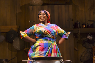 Capathia Jenkins. The uproarious and groundbreaking comedy by George C. Wolfe that redefined what it meant to be black in contemporary America, The Colored Museum plays March 6 — April 5, 2015 at the Avenue of the Arts / BU Theatre. Photo by T. Charles Erickson.